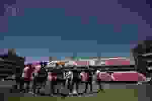 Las dos buenas noticias de Independiente en el entrenamiento del martes