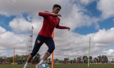 Se lesionó el Tucu Hernández