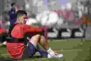El Tucu Hernández tiene las horas contadas en Independiente