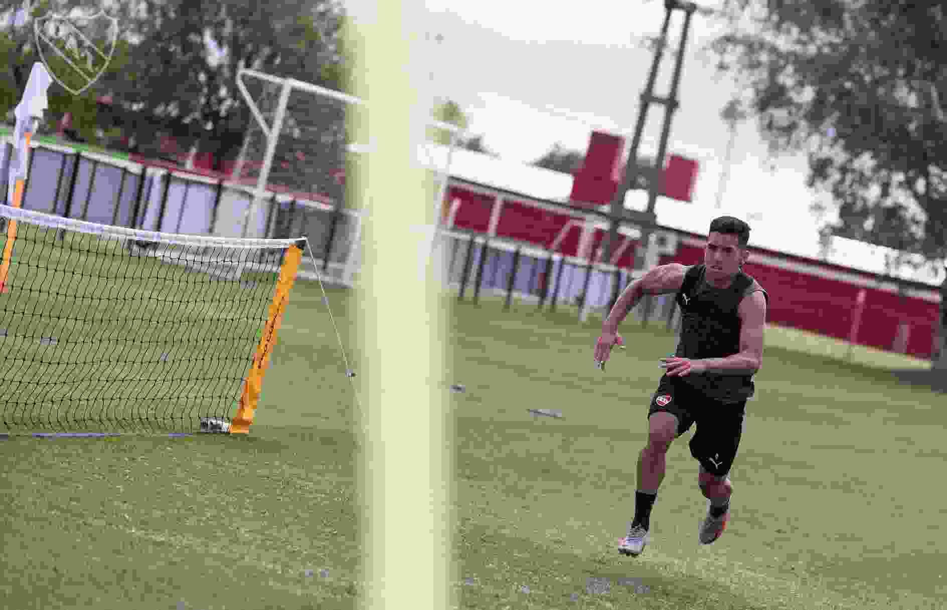 Alan Velasco llevará la 10 de Independiente