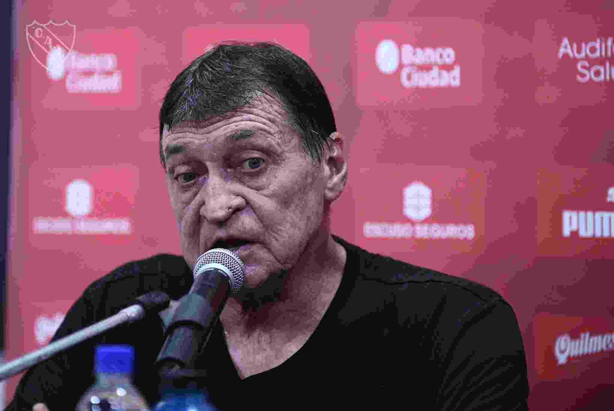 """Julio César Falcioni: """"Me gustó que el equipo sostuvo el esfuerzo y el rendimiento"""""""