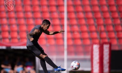 Lucas Romero se lesionó y podría perderse el partido ante Lanús