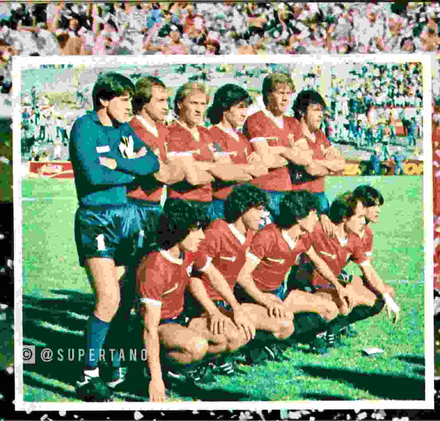Inédito: cobertura en España del título de Independiente frente a un Racing descendido