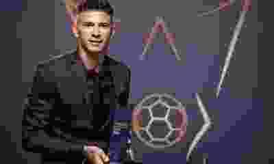 Victor Cuesta recibió un reconocimiento en Brasil