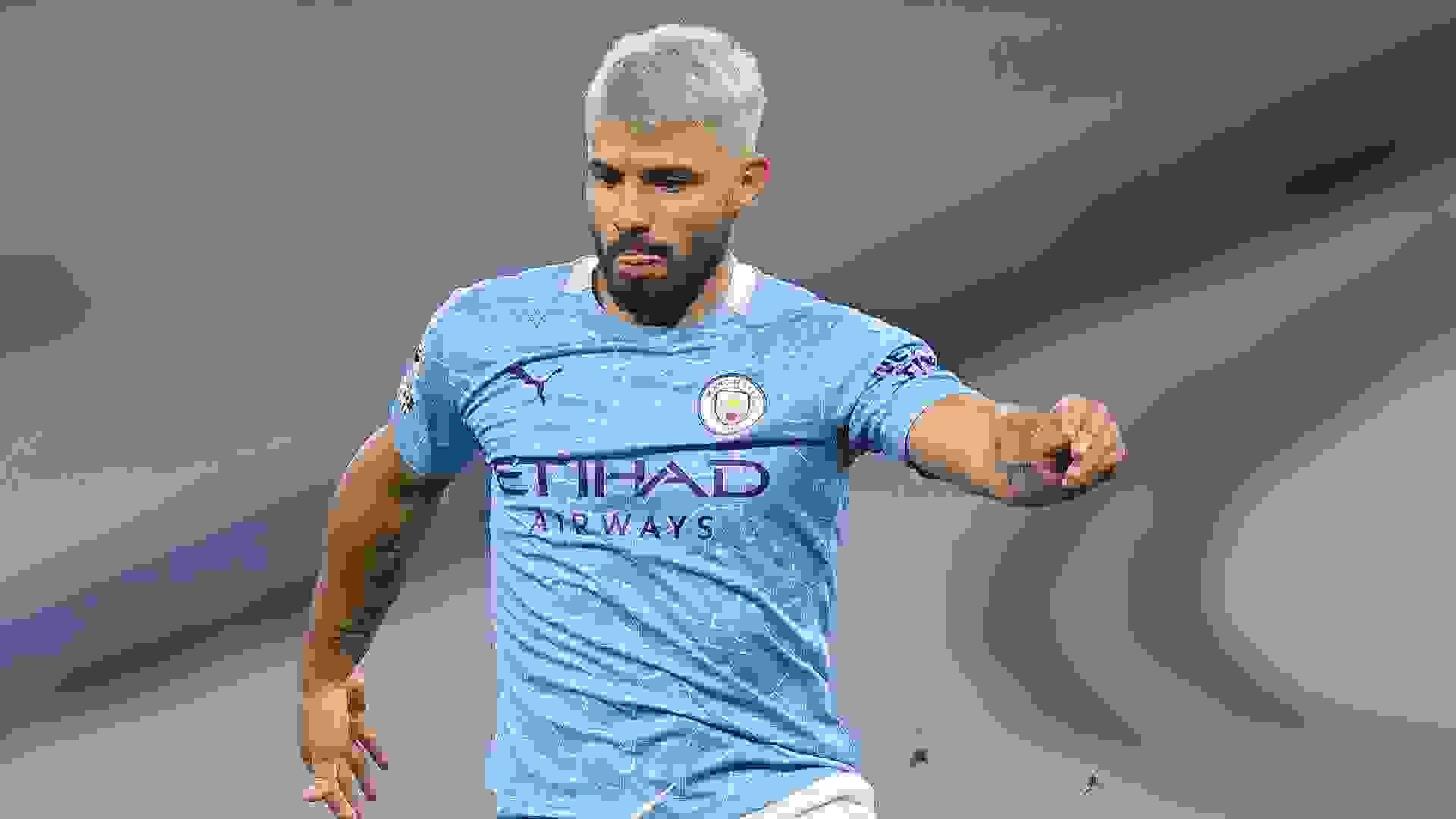 En la vuelta del Kun Agüero, Manchester City goleó y se afianza en la cima