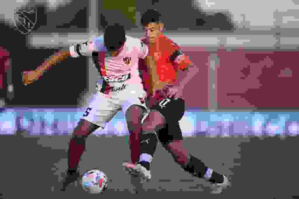Valioso triunfo de Independiente en Paraná