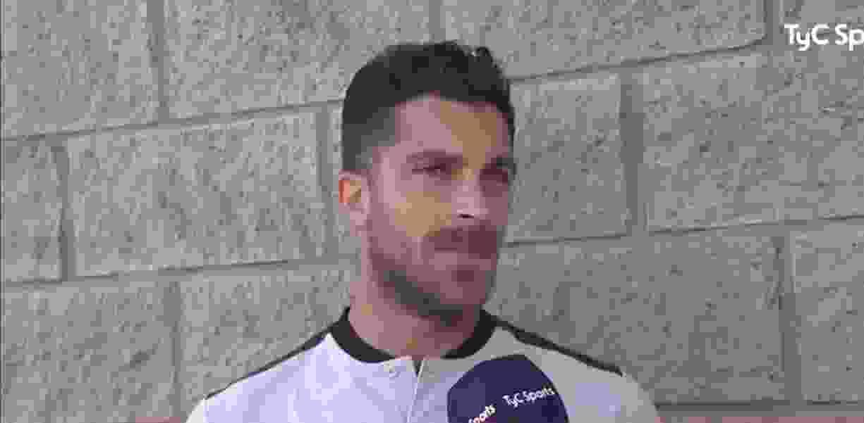 """Adrián Arregui: """"Llegar a Independiente es el paso mas importante de mi carrera"""""""