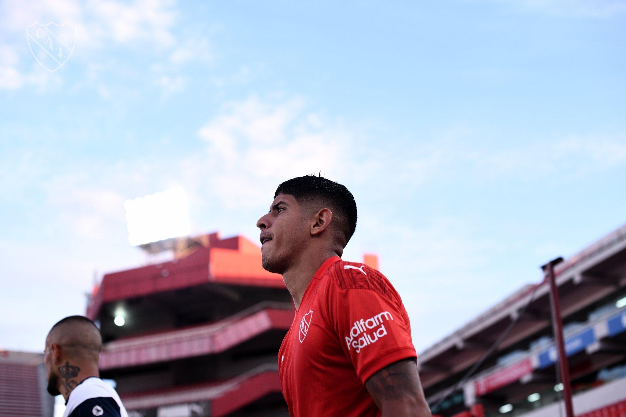 Alan Franco podría seguir su carrera en Brasil