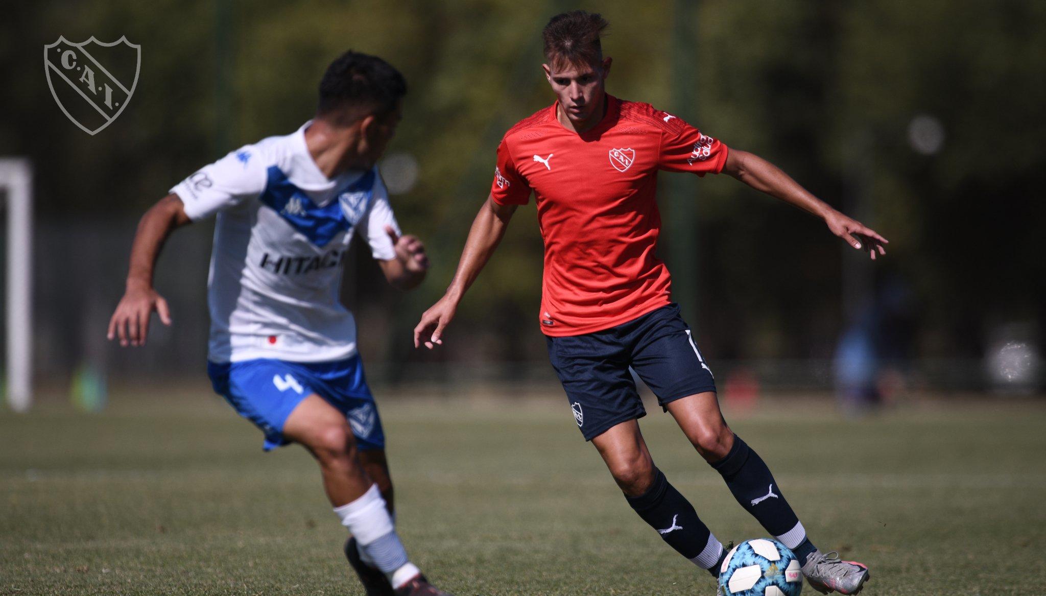 La Reserva de Independiente se midió con Vélez en la Villa Olímpica