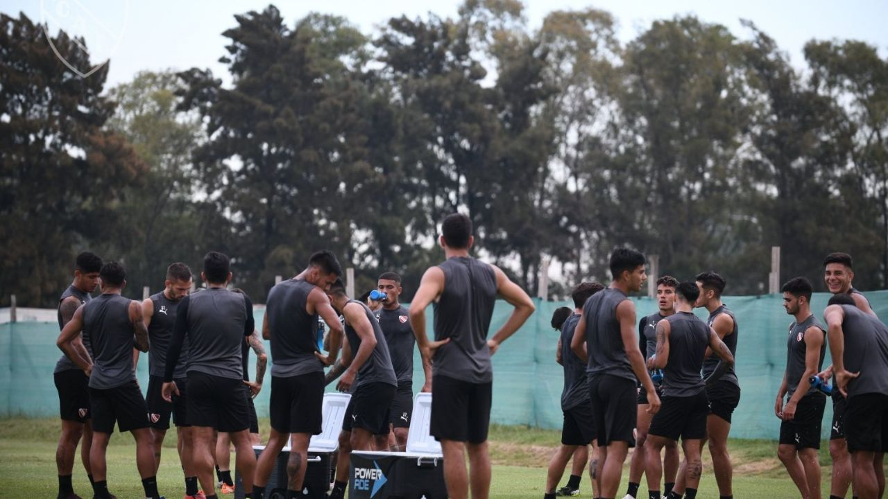 El futbolista de Independiente que vuelve a formar parte de los concentrados