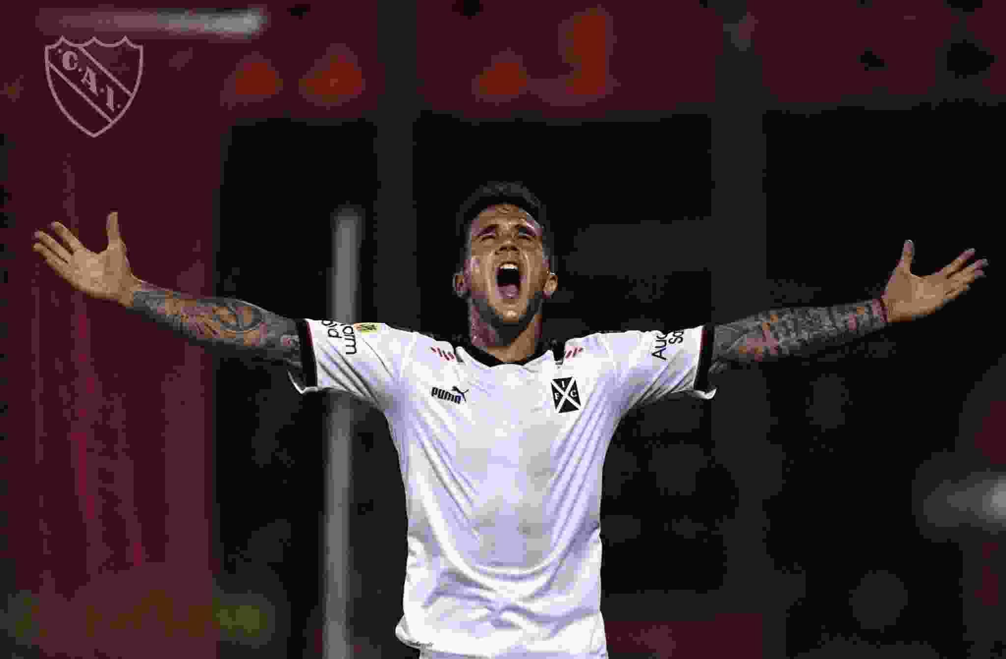 Boca vuelve a la carga por Fabricio Bustos: cuánto pide Independiente