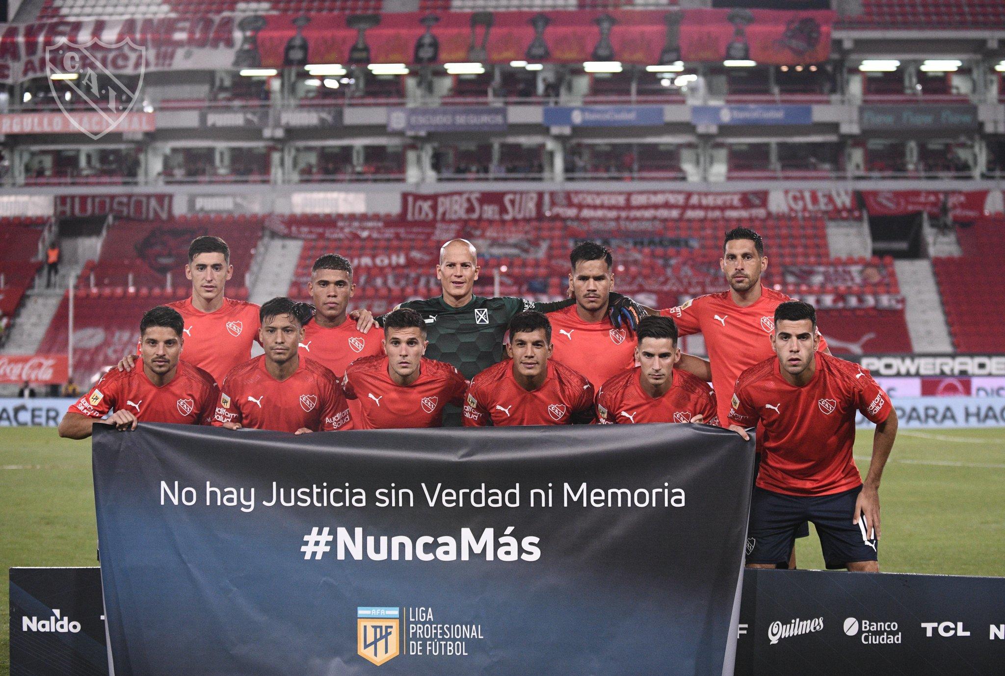 Postergaron el partido entre Independiente y Tigre por Copa Argentina