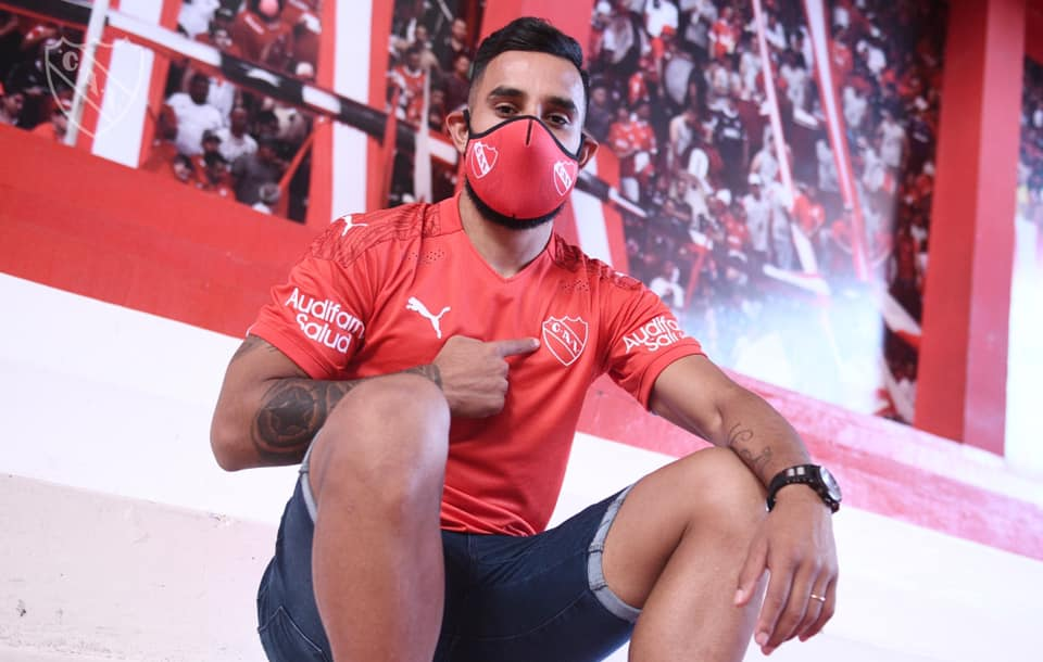 """Jonathan Herrera: """"Vengo de hacer goles en todas las categorías"""""""
