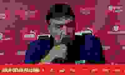 "Julio Falcioni: ""Venimos sumando confianza"""