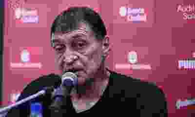 Julio Falcioni reveló una de sus cábalas con Independiente