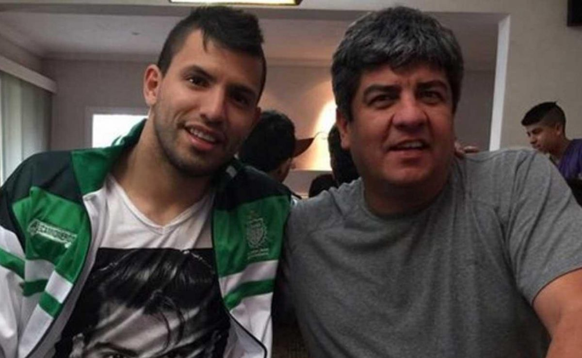 "Pablo Moyano: ""Hugo está llamando al Kun Agüero"""