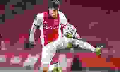 Nicolás Tagliafico tuvo una gran actuación en la goleada del Ajax