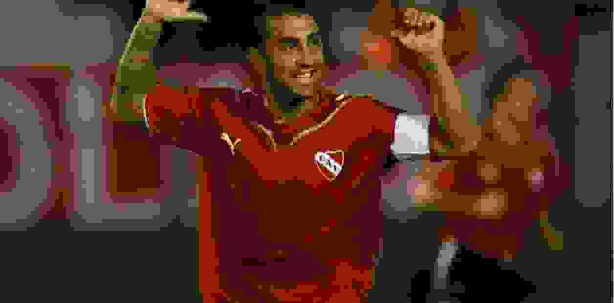 El día que el Rolfi Montenegro hizo un gol inolvidable a Boca
