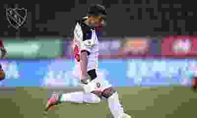 """Sebastián Palacios: """"El equipo hizo un partido correcto"""""""