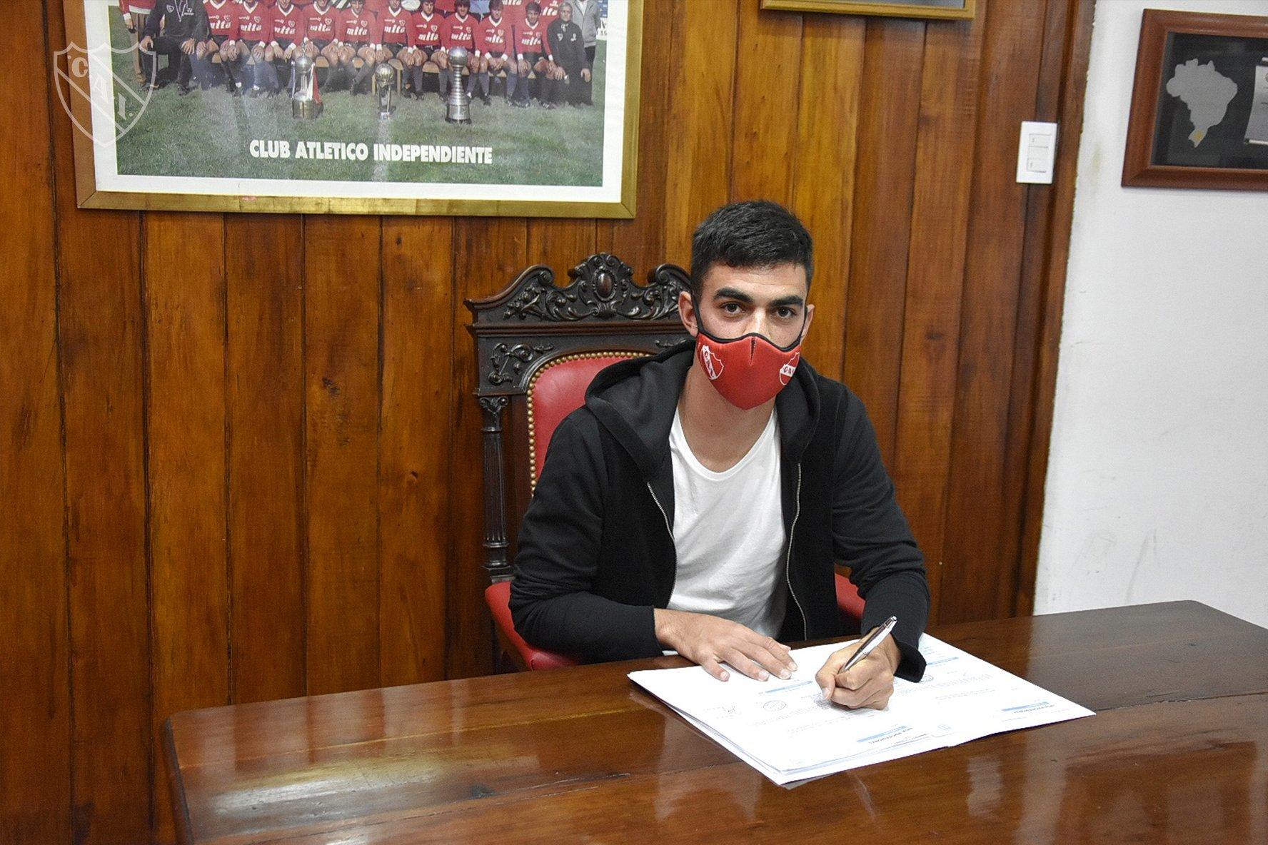 Independiente sigue cuidando el futuro