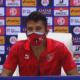 """Andrés Roa: """"Intento aprovechar mis minutos de la mejor manera"""""""