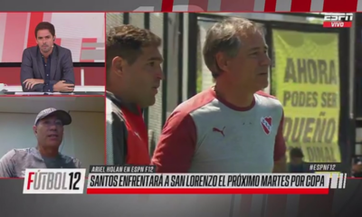 """Ariel Holan: """"El balance de mi paso por Independiente es positivo"""""""