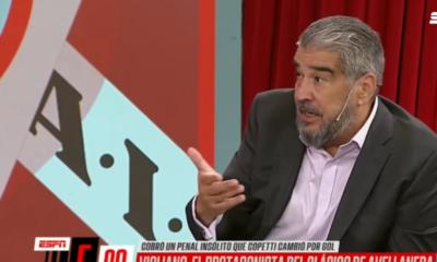 El Chavo Fucks desmintió la mentira de que Grondona ayudó a Independiente