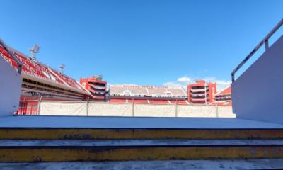 Sorpresa: así quedó el nuevo diseño del Libertadores de América