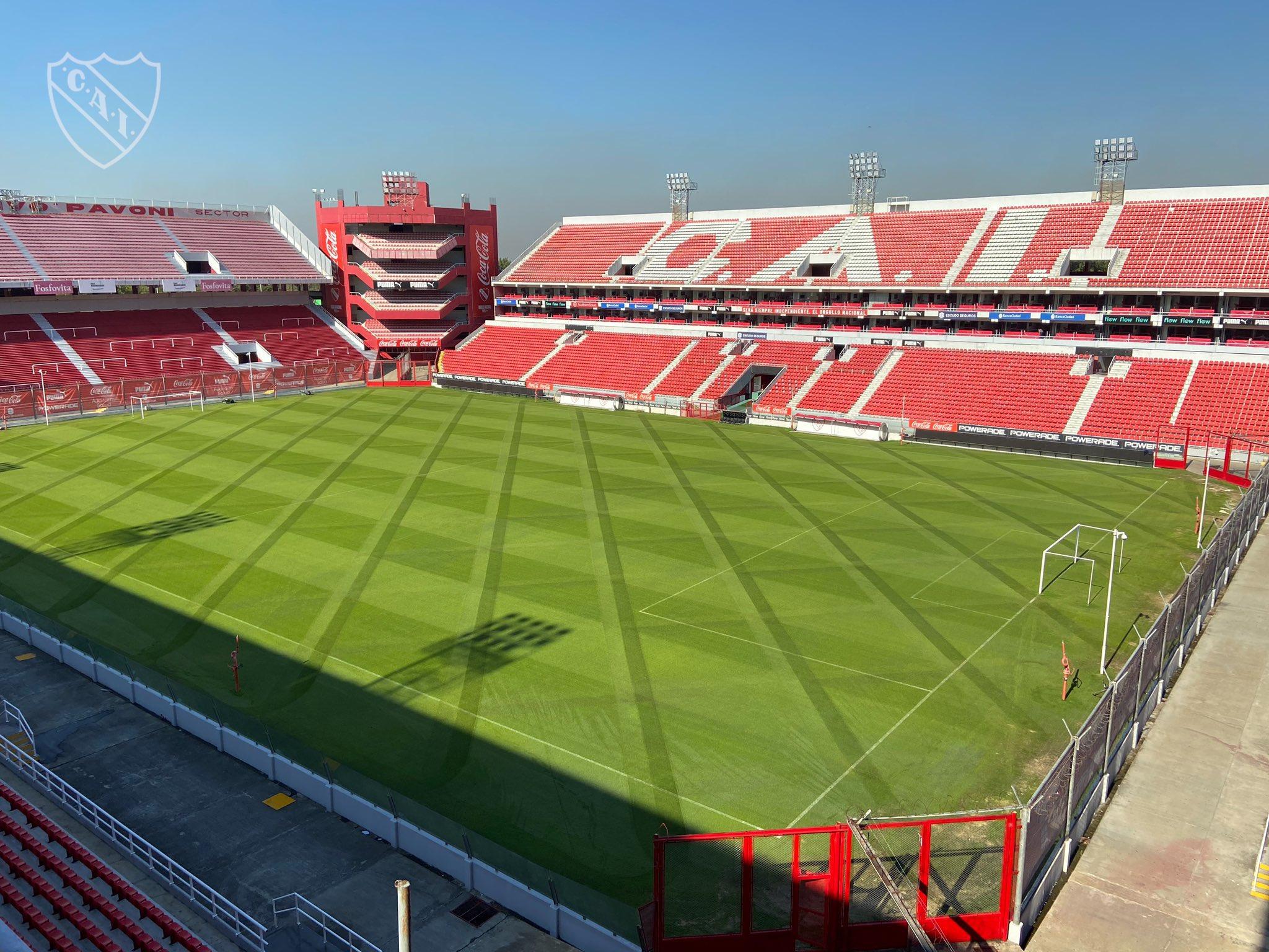 Atención Independiente: cambian los horarios del fútbol