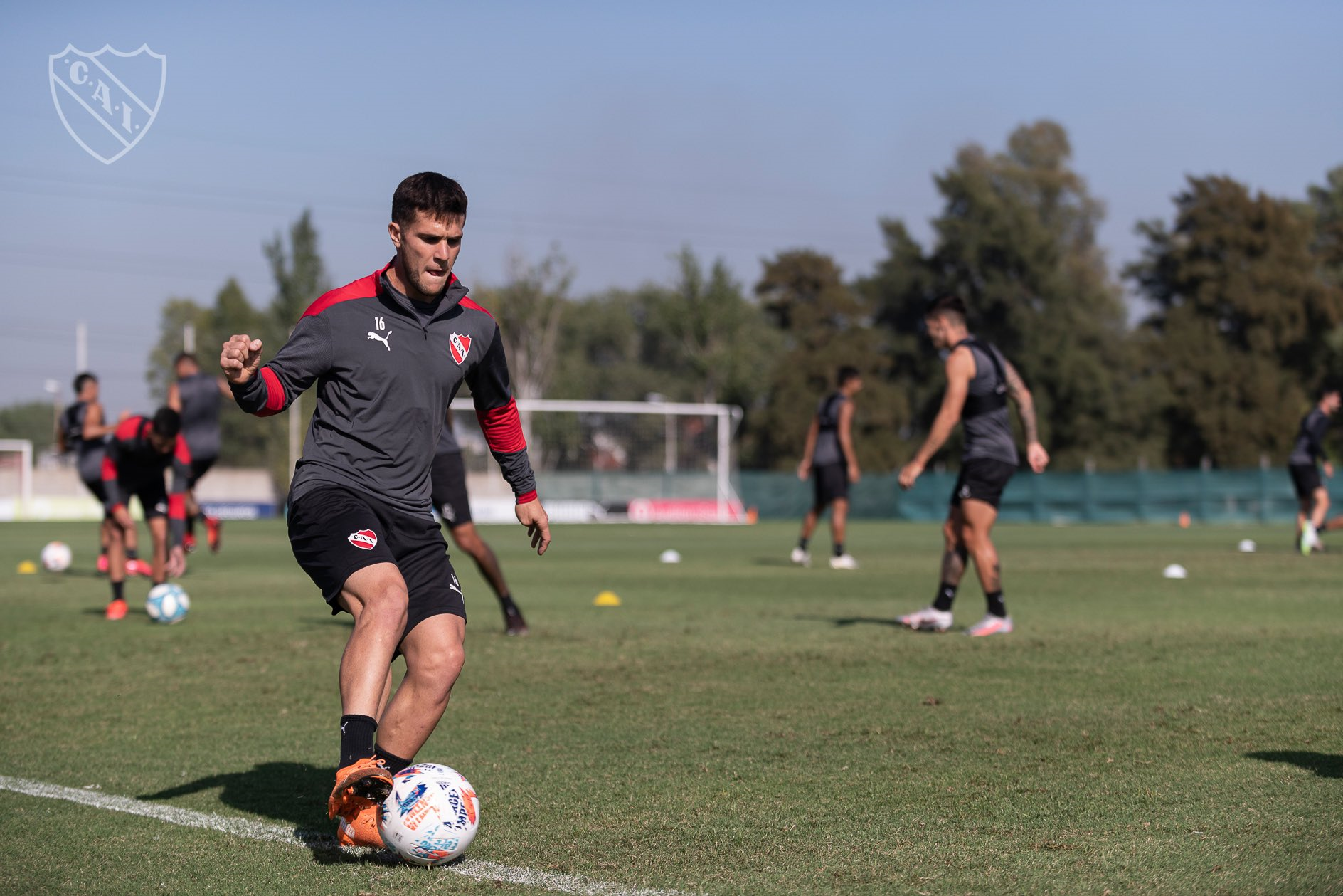 El posible equipo de Independiente para enfrentar a Racing