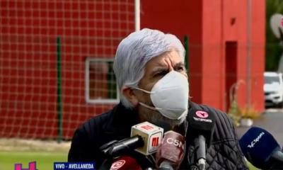 """Hugo Moyano: """"Cuándo llegamos, el predio estaba lleno de basura"""""""