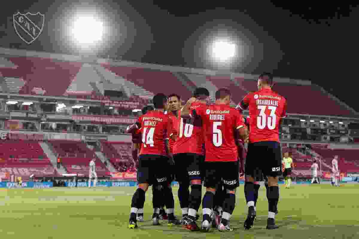 Crecen las dudas: ¿Qué canal transmite a Independiente en la Copa Sudamericana?