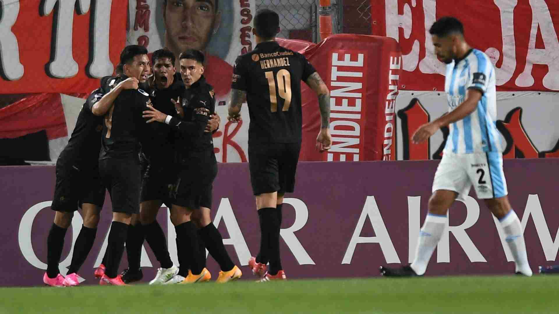 Independiente será cabeza de serie en la Copa Sudamericana