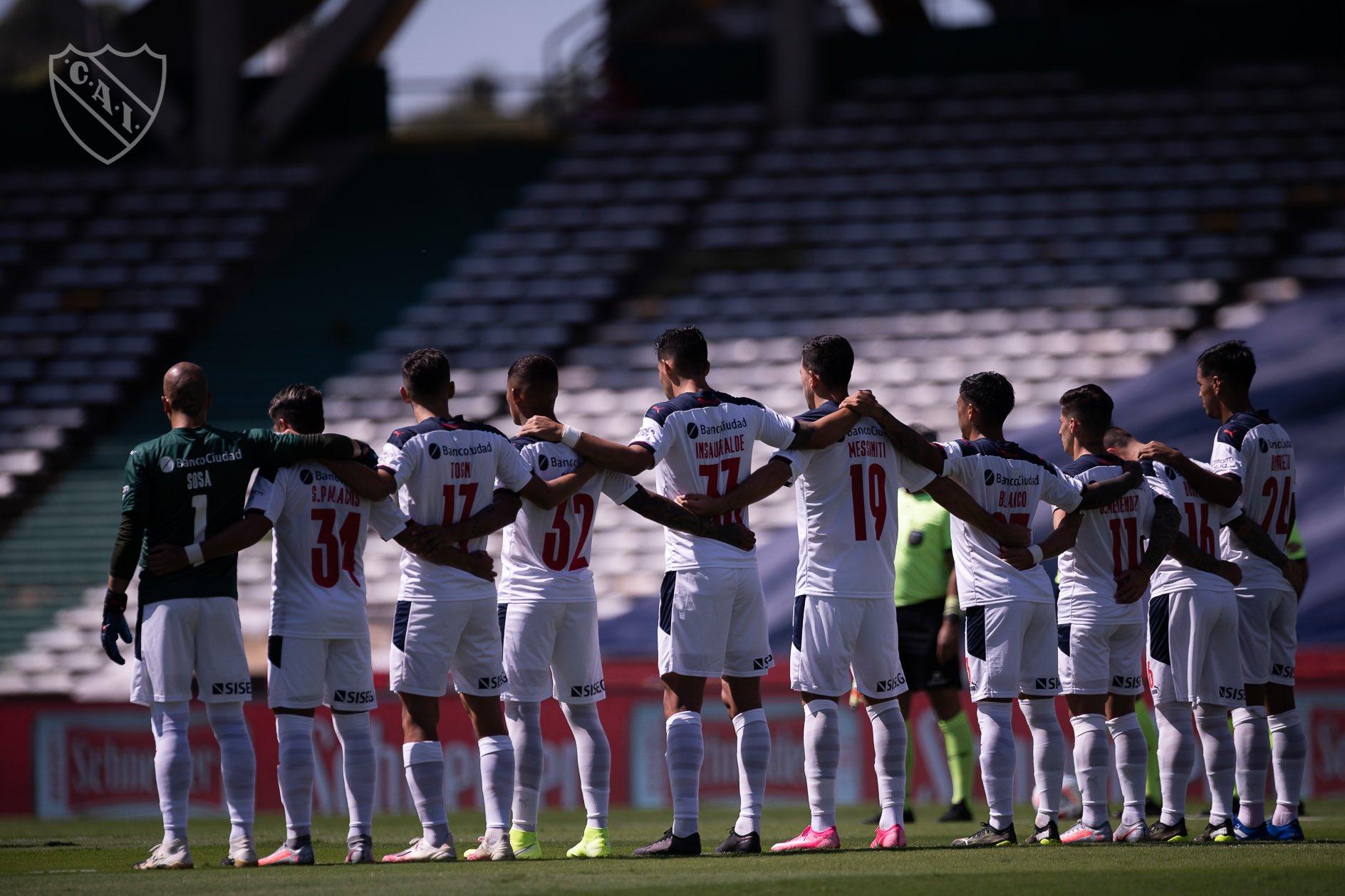 Independiente tendrá algunas bajas para afrontar el clásico