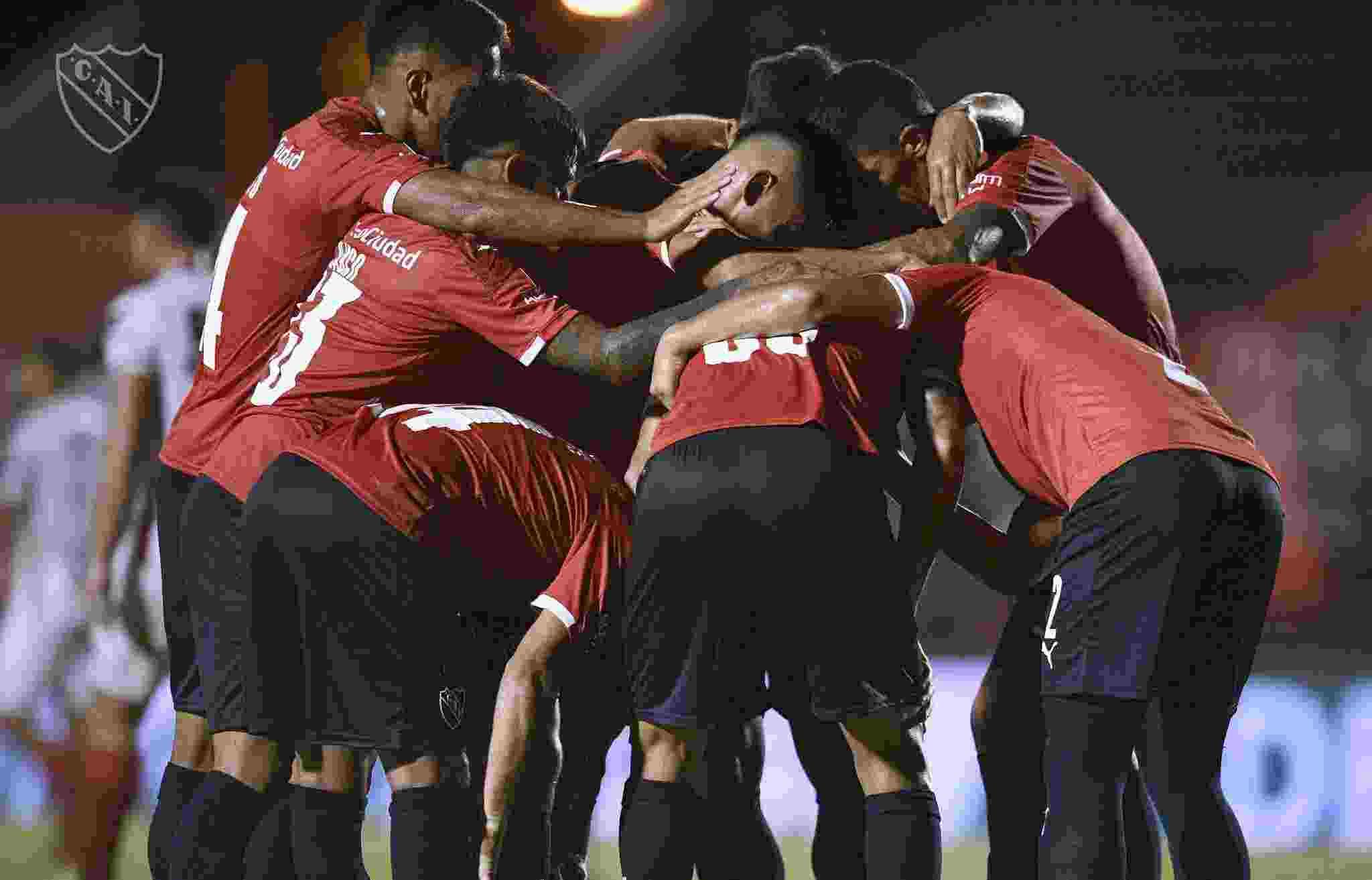 Independiente recupera dos futbolistas pensando en Racing