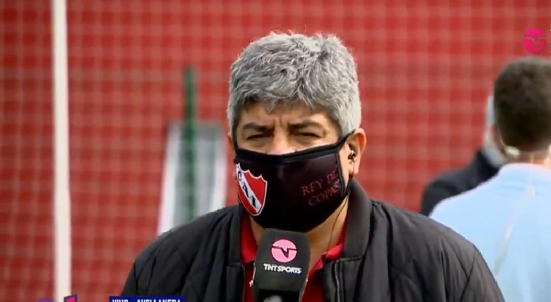 """Pablo Moyano: """"Independiente está mas de pie que nunca"""""""