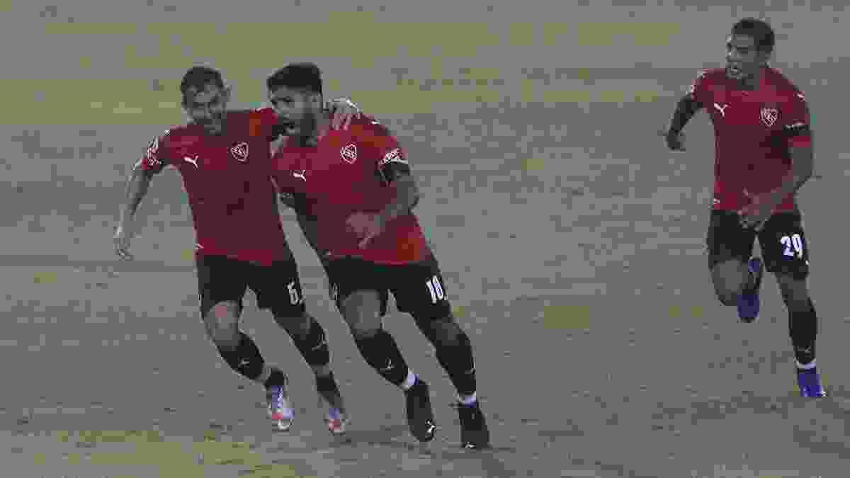 Independiente comenzará un nuevo torneo internacional