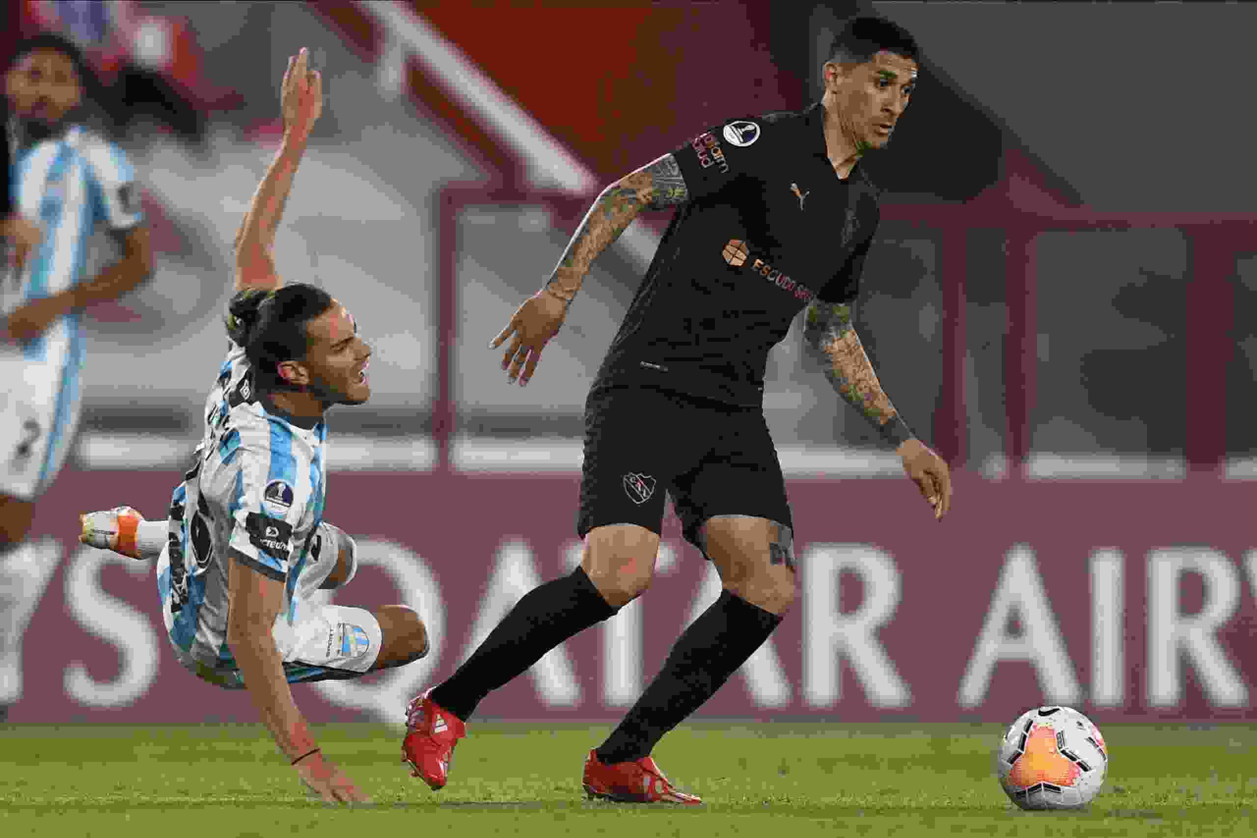 El Tucu Hernández no juega hace muchos partidos pero podría volver este fin de semana