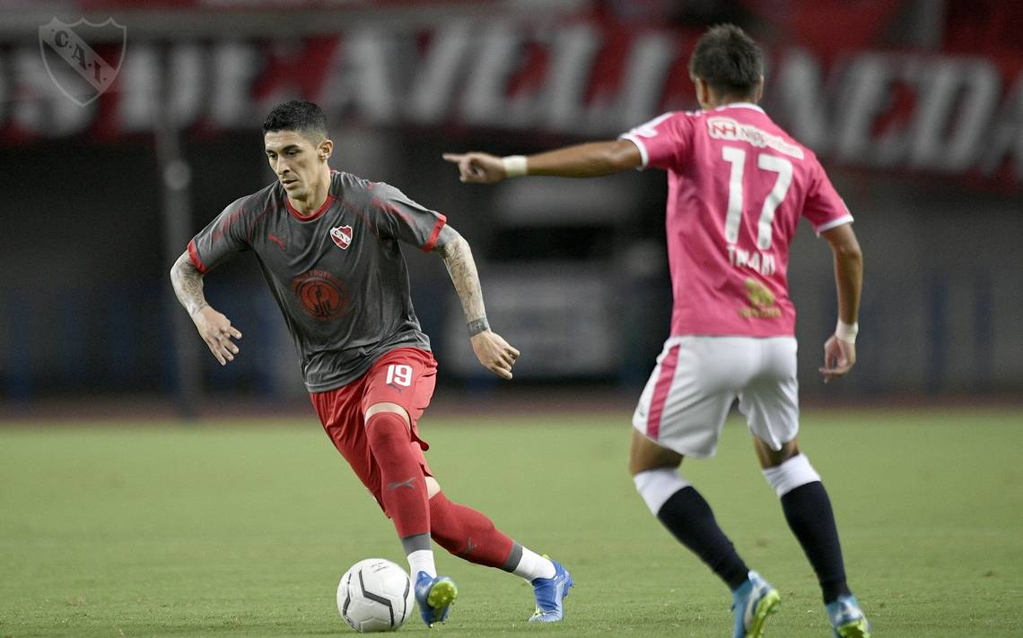 Independiente tendría decidido no seguir contando con el Tucu Hernández