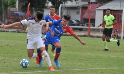 La Reserva de Independiente empató en Santa Fe