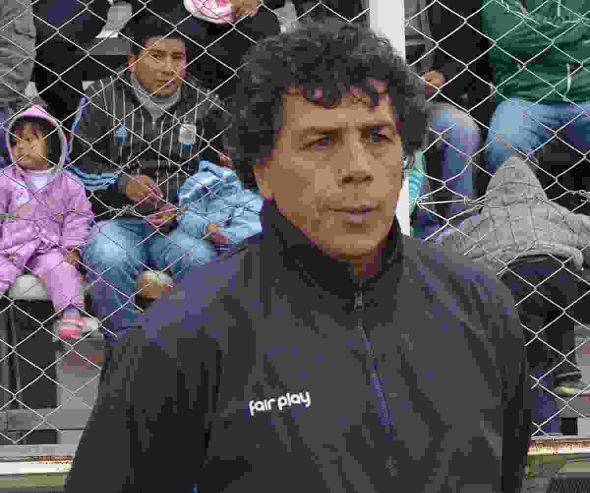 Victor Hugo Andrada, entrenador de Guabirá, elogió a Independiente en la previa del partido