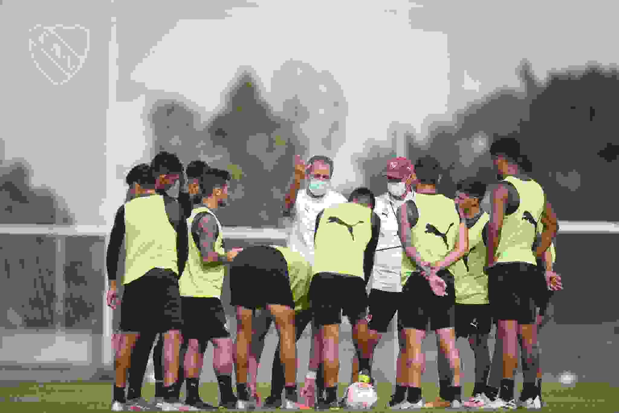 Preocupación: otros dos futbolistas de Independiente dieron positivos de coronavirus - Todas las noticias de Independiente | Soy Del Rojo