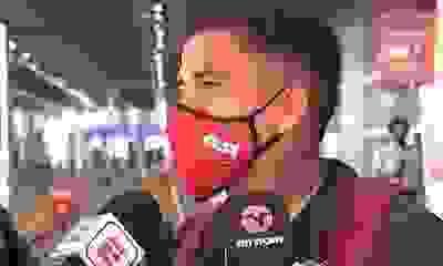 "Andrés Roa palpitó el debut en la Sudamericana: ""Es importante arrancar con una victoria"""