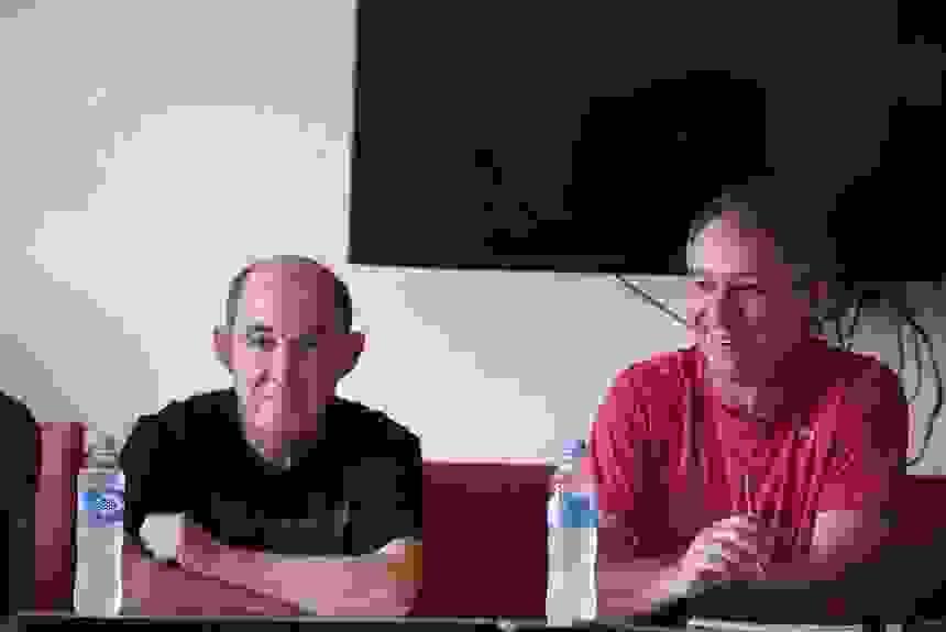 Ricardo Bochini habló del paso de Holan por Independiente