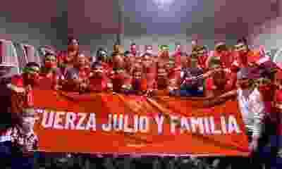 ¡Fuerza Julio! Todo Independiente está con Falcioni