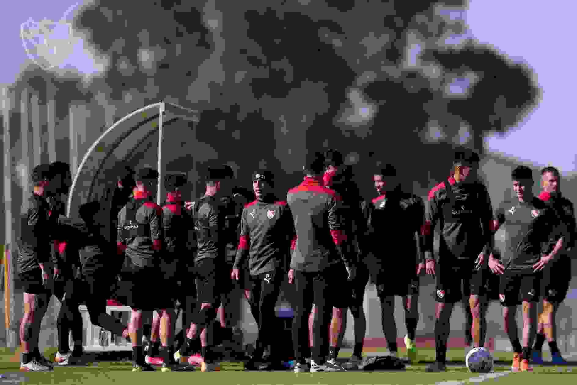 Los estrictos cambios a los que se someterá Independiente para terminar la LPF