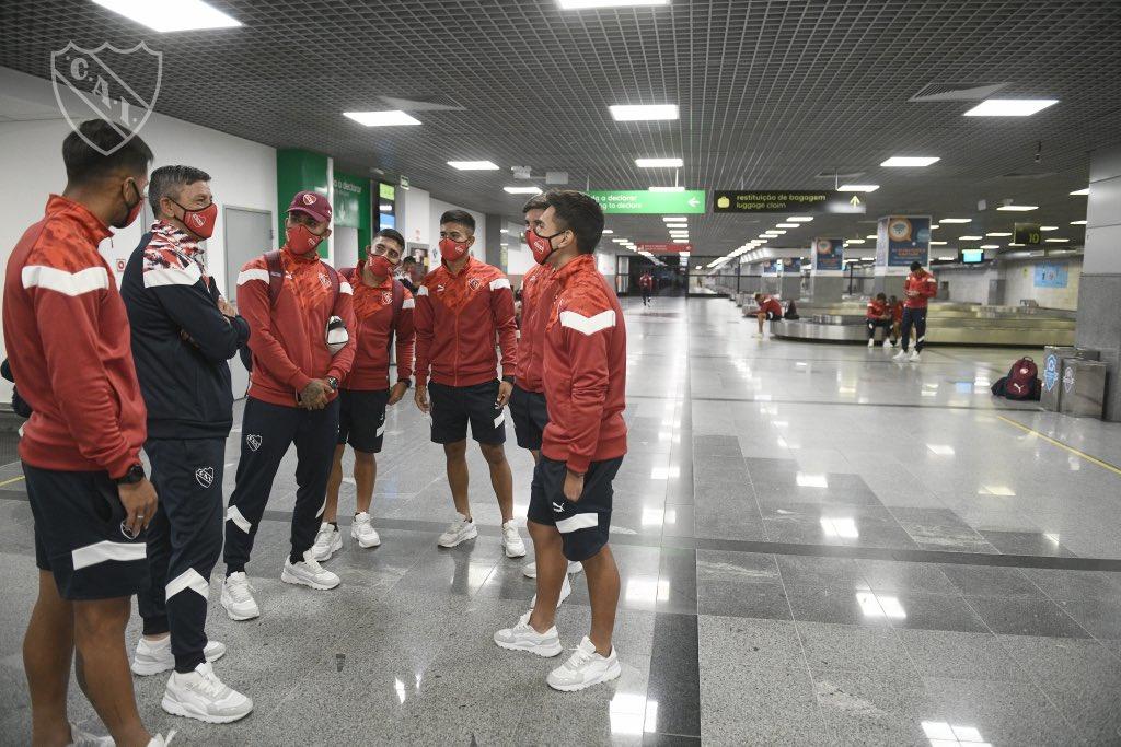 Ahora: se suspendió el partido entre Bahía e Independiente
