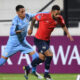 Herrera empató el partido sobre el final