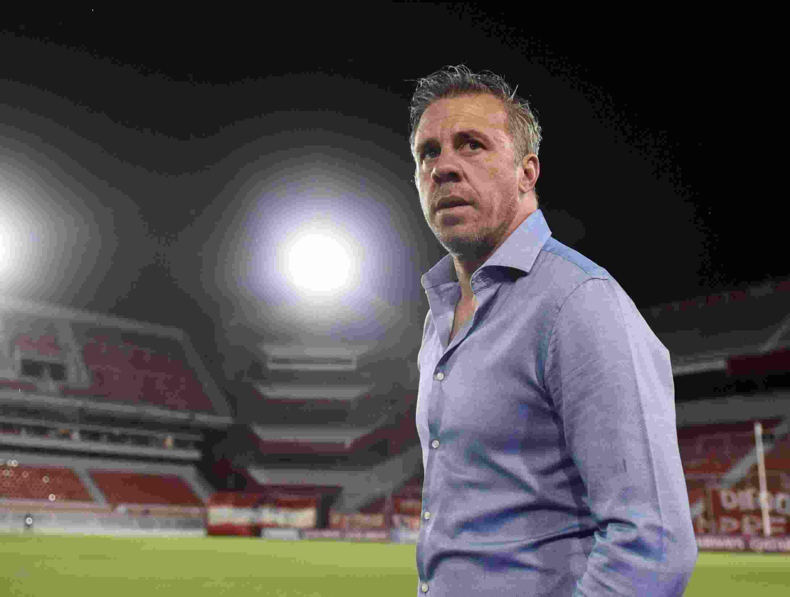 """Lucas Pusineri rompió el silencio: """"Nadie quería agarrar el equipo en ese momento"""""""