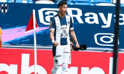 Maxi Meza atraviesa un momento sensacional en Rayados